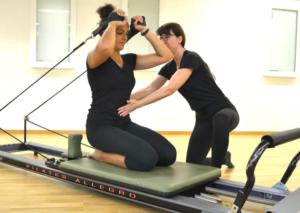 Pilates Allegro Gruppenkurs Fitorama Fitnesscenter