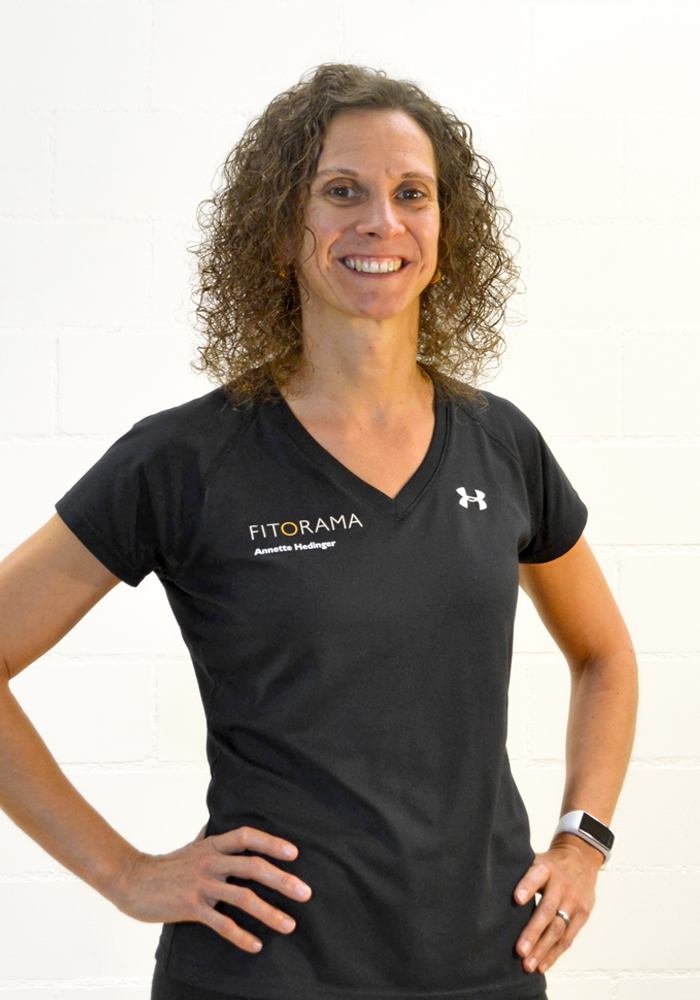Annette Hedinger