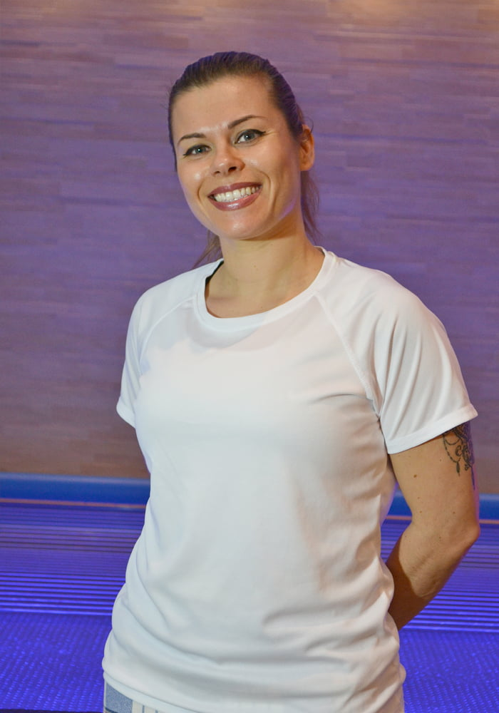 Rebeca Castellon Alvarez, dipl. Massagetherapeutin