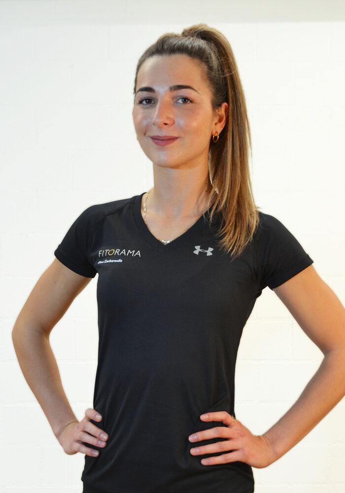 Eleni Zacharoulis, Personal Trainerin
