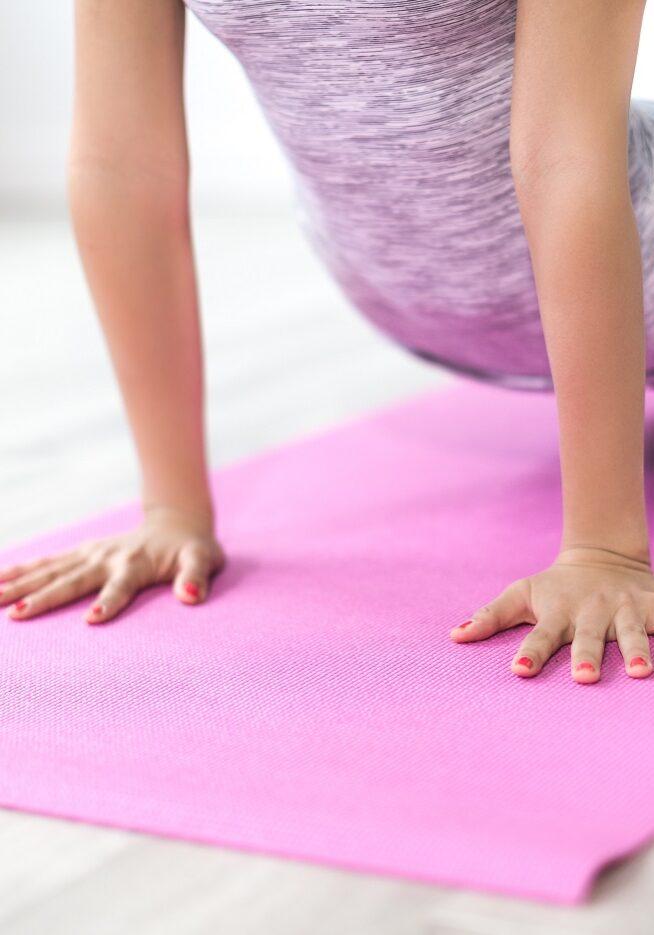 Gruppenkurs Pilates Mat