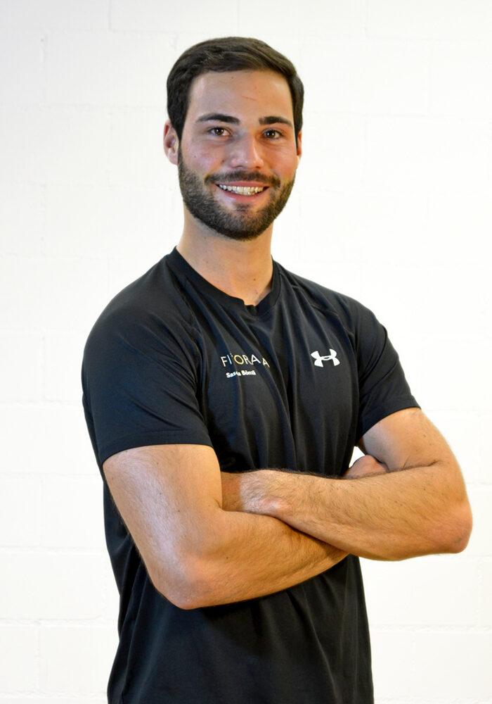 Sascha Bönzli, Personal Trainer