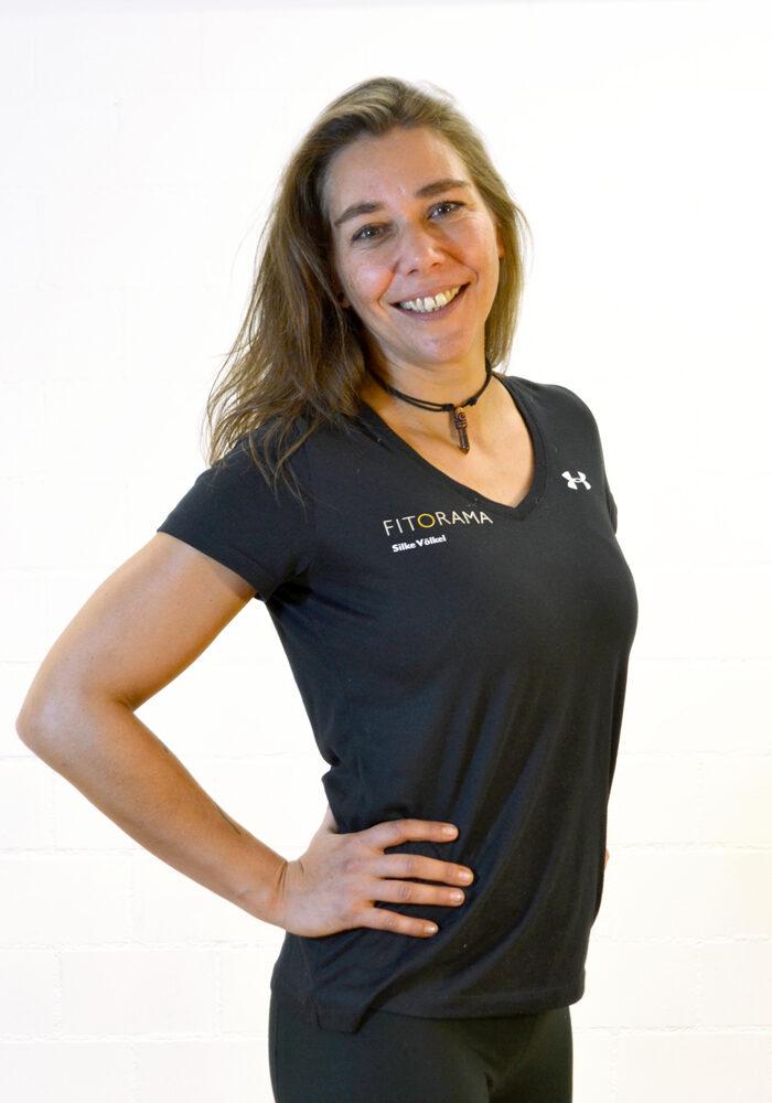 Silke Völkel, Personal Trainerin