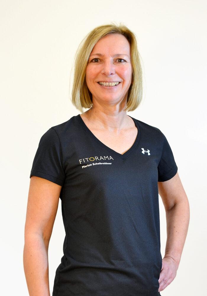 Marion Scheibreithner